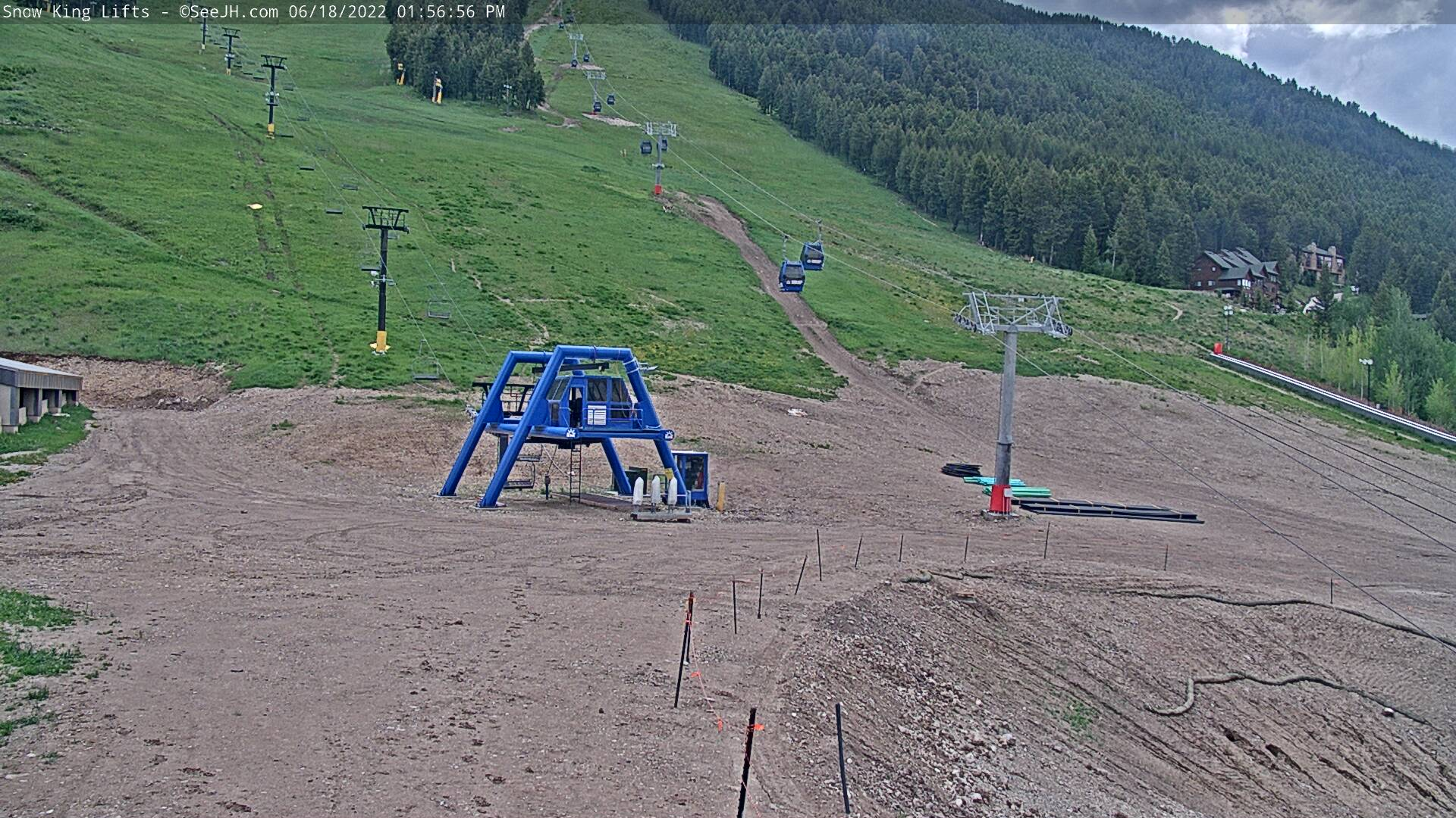 Snow King - Base Lifts