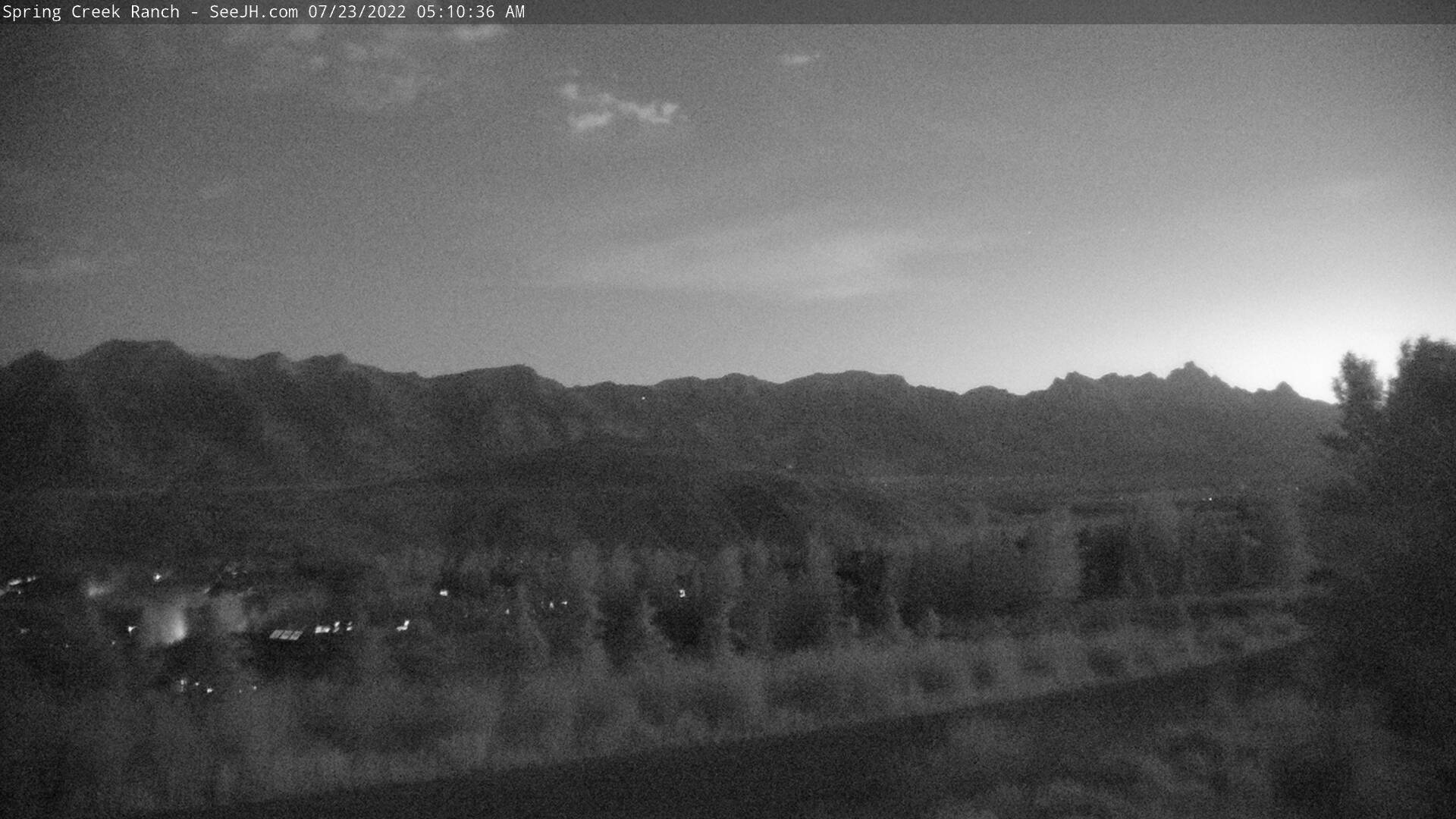 Spring Creek Ranch Webcam