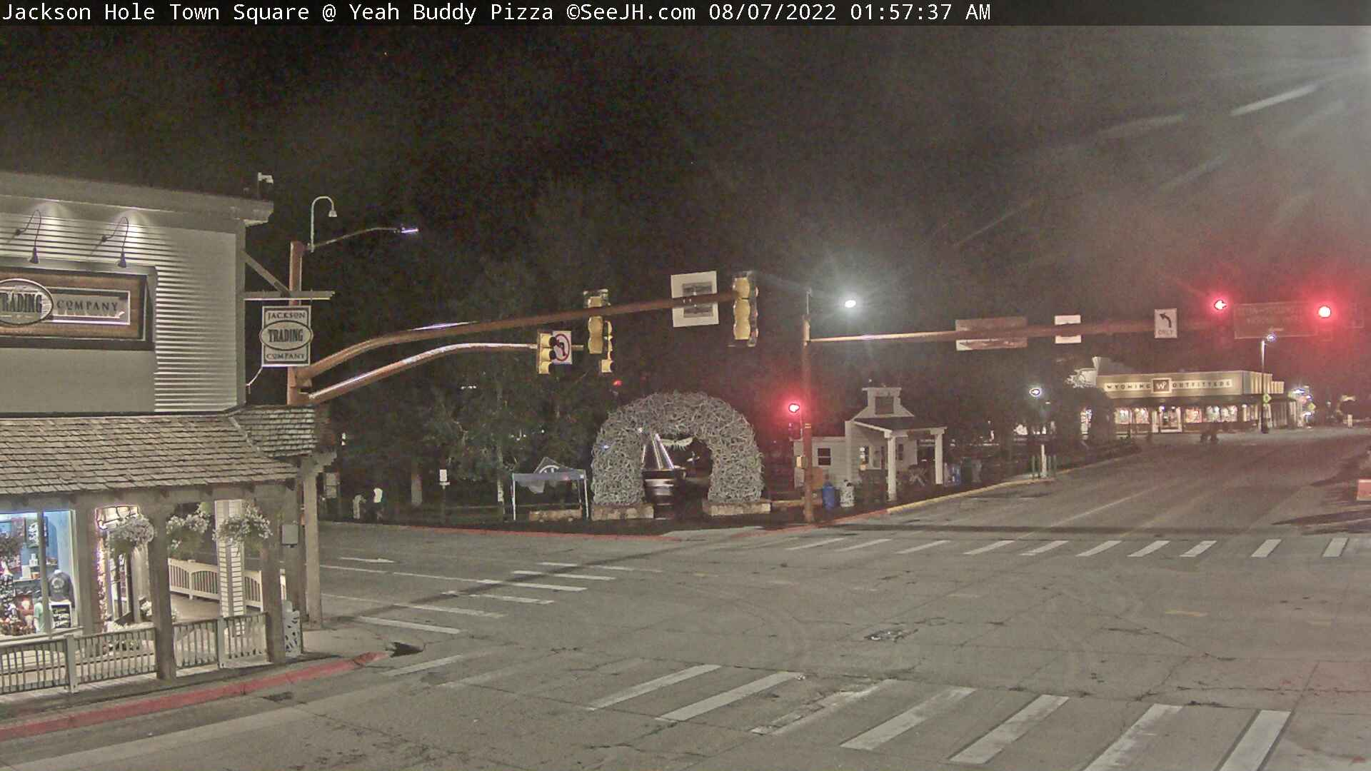 jackson hole wy town square broadway live webcam weather